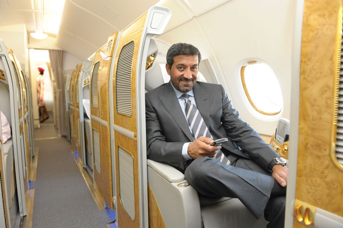 HH Sheikh Ahmed bin Saeed Al Maktoum – Chairman & Chief Executive Emirates Airline and Group