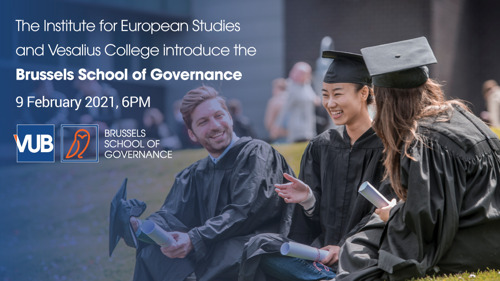 Press invitation: Launch Brussels School of Governance