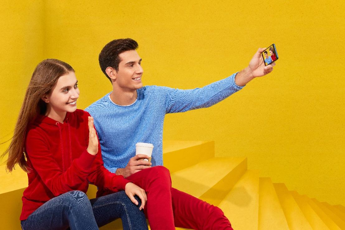Huawei dévoile son P Smart: un smartphone sur mesure pour la génération Z