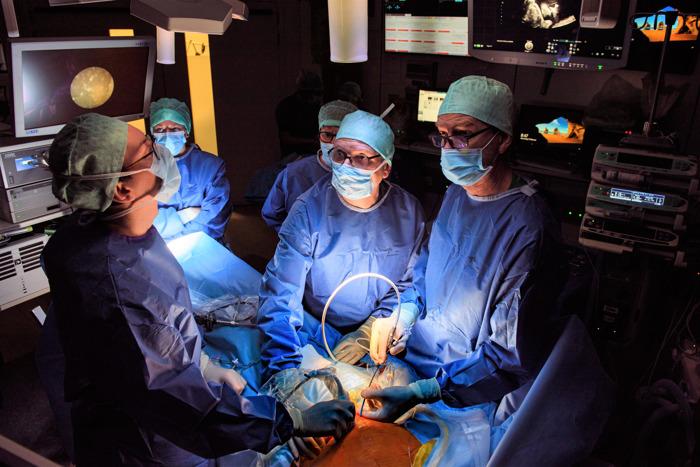Foetale chirurgie voor ernstig aangeboren middenrifdefect redt levens
