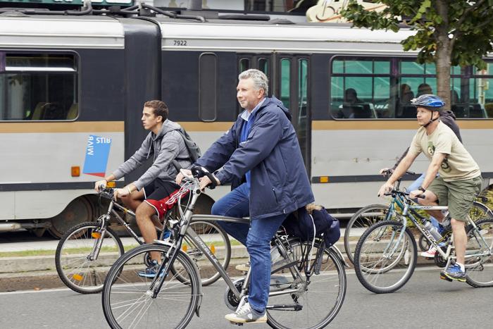 Les Belges optent de plus en plus souvent pour le prêt vélo et le leasing vélo.