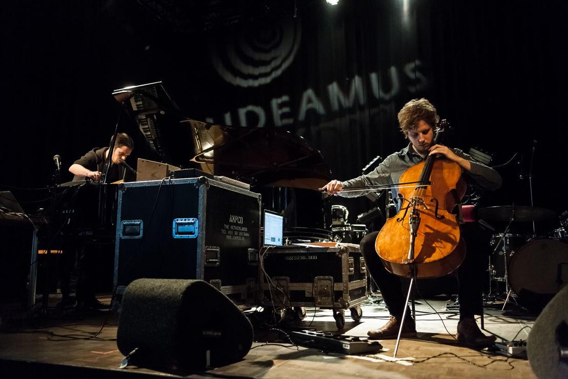 Maarten Vos & Greg Haines (HQ) - foto: Gerard Kollaard