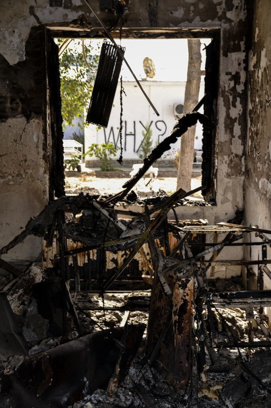 After the attack (Photo credit: Andrew Quilty)