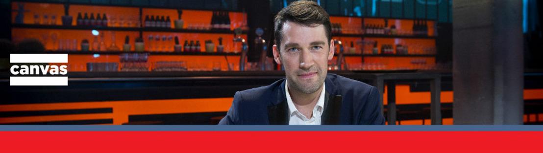 Freek Braeckman wordt nieuwe co-presentator Groot Dictee