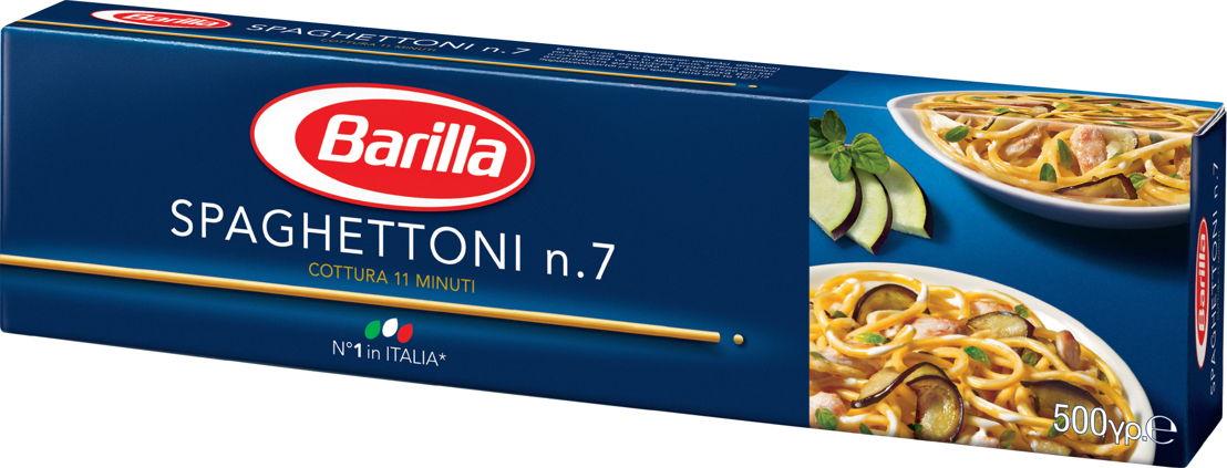 Spaghettoni Barilla