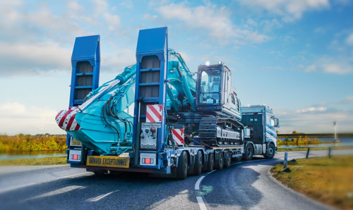 New 80-tonne ramps for Manoovr with excavator trough