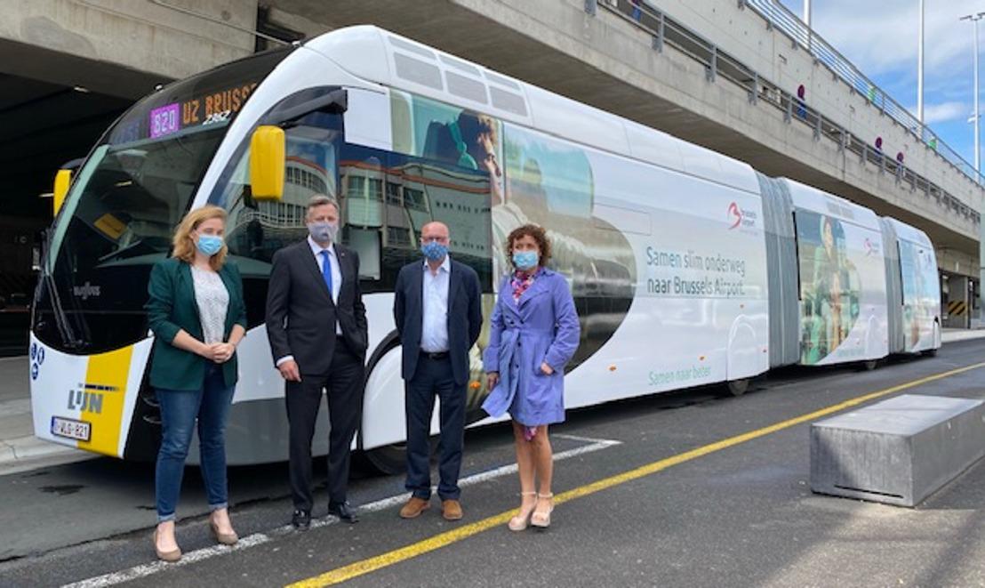 Eerste realisatie in Brabantnet: Ringtrambus vanaf 28 juni op lijn 820
