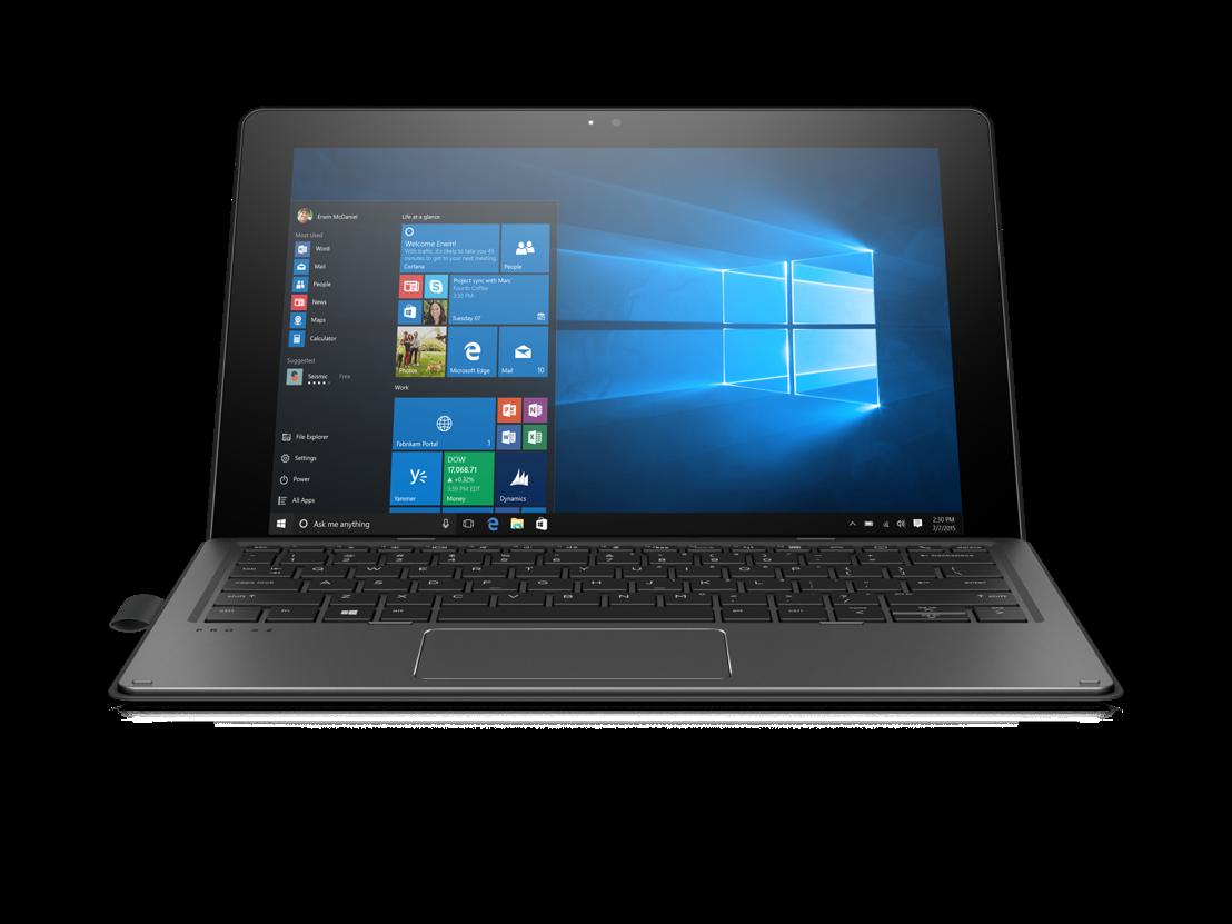 HP Inc. versterkt mobility-aanbod met krachtige commerciële detachable en veelzijdige accessoires