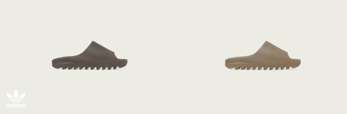 adidas + KANYE WEST anuncian el lanzamiento de YEEZY SLIDE Core y YEEZY SLIDE Soot