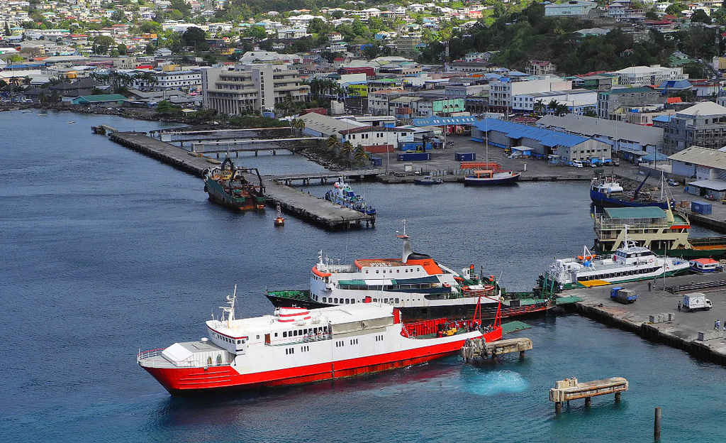 Port Kingstown, Saint Vincent and the Grenadines