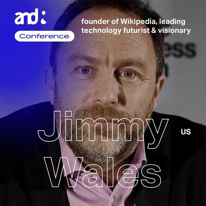 and& innovatiefestival haalt Wikipedia-oprichter en uitvinder hashtag naar Leuven