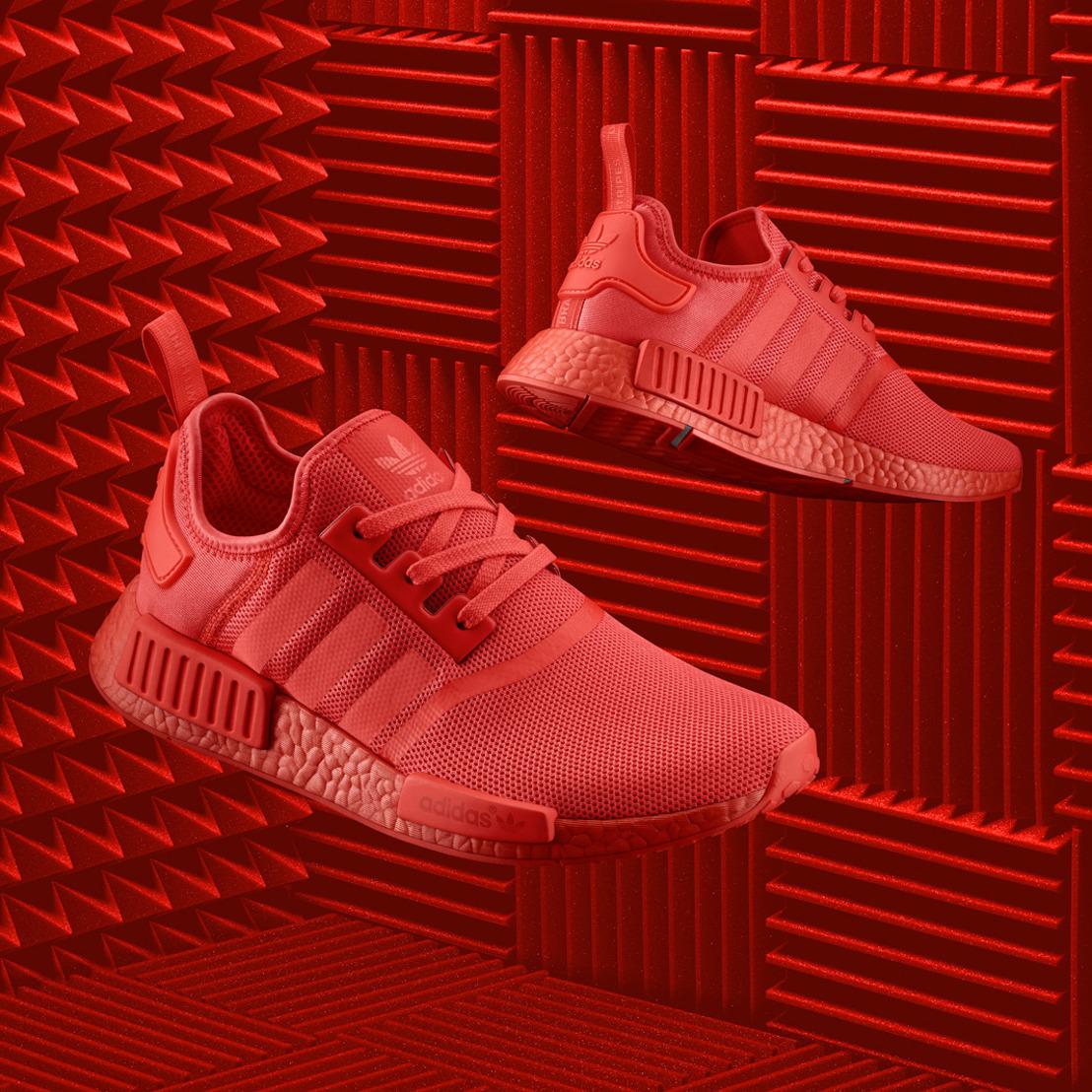 El NMD Color Boost pack de adidas Originals define impecablemente el color