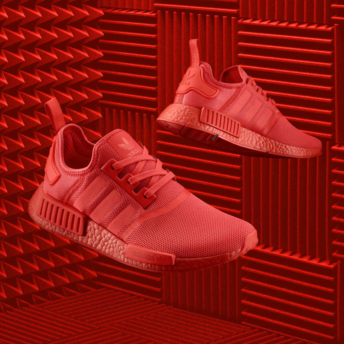 El NMD Color Boost pack de adidas Originals define impecablemente el color