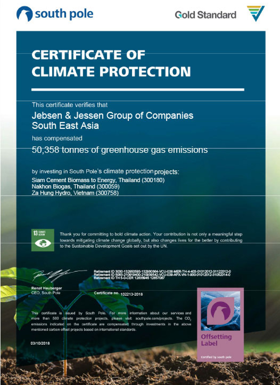 Achieving Carbon Neutrality