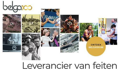 Belga, 100 jaar leverancier van feiten... in 10 sprekende foto's