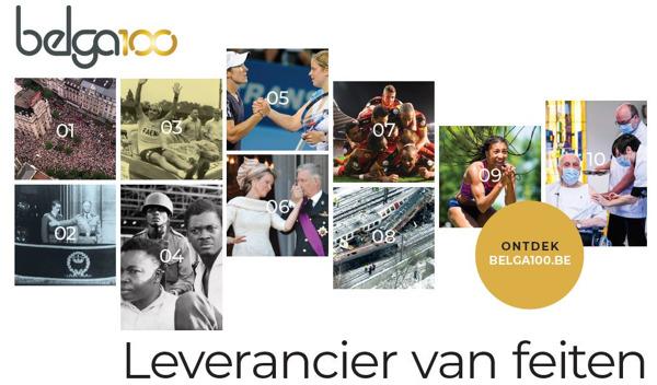 Preview: Belga, 100 jaar leverancier van feiten... in 10 sprekende foto's