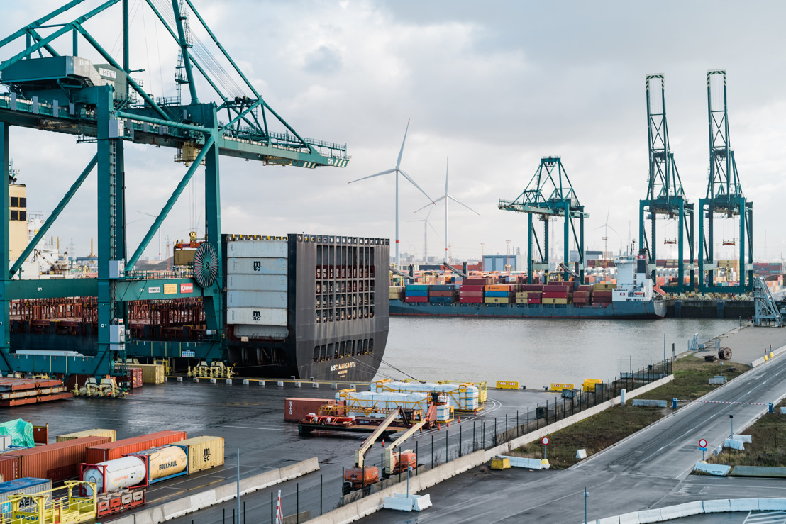 Ambitieus internationaal consortium lanceert project rond logistiek van de toekomst