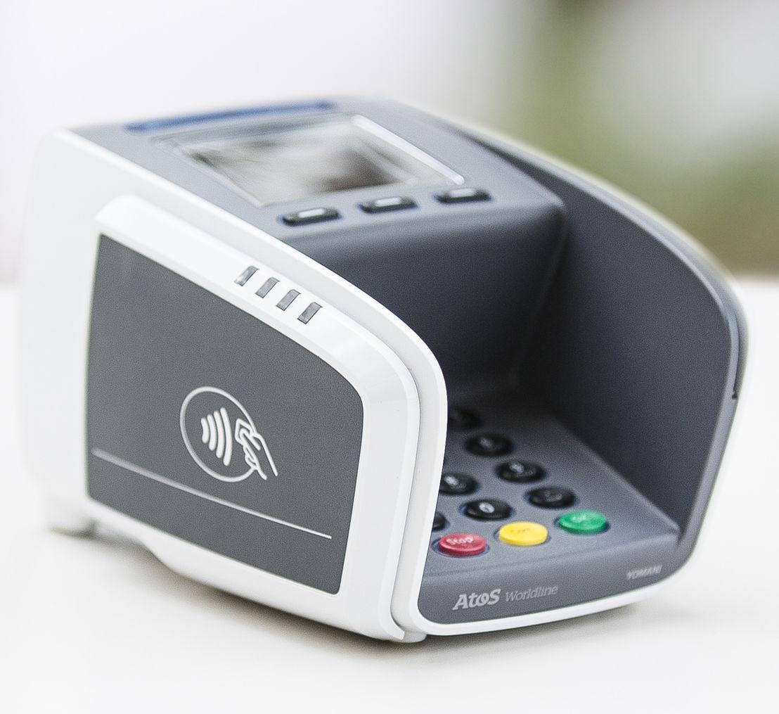 Payer sans contact terminal (2)
