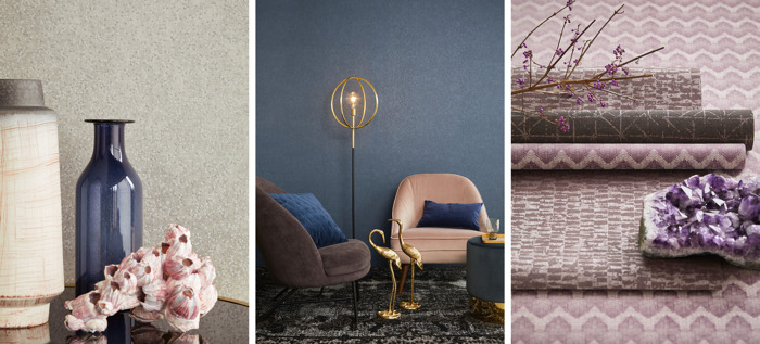 Eijffinger lance sa première collection « superior wallcovering »