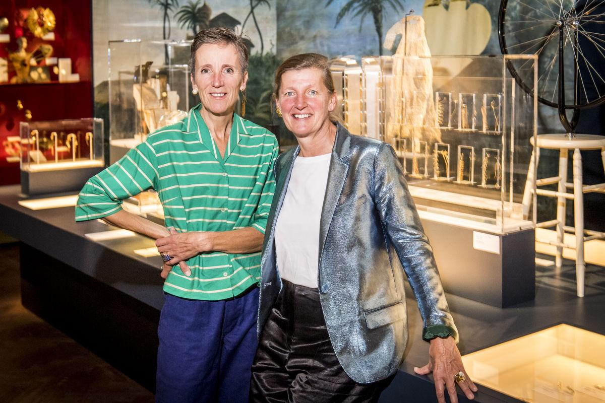 Katrin Wouters & Karen Hendrix (c) Frederik Beyens