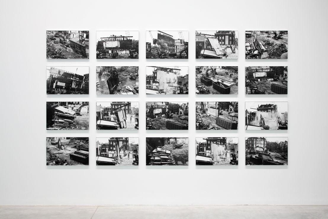 Aglaia Konrad. Demolition City © 2016 KK / www.document-architecture.com