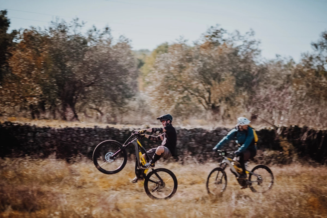 Greyp's new G6 e-mountain bike alters assistance based on rider heart rate