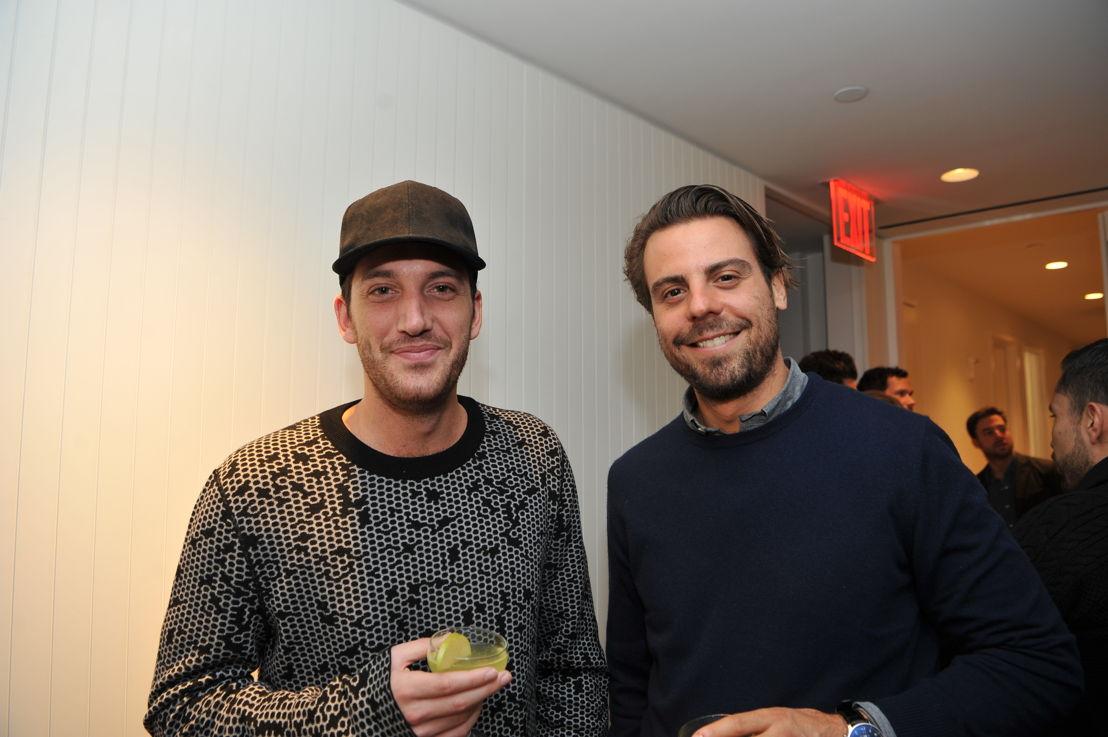 Joshua Stern y Daniel Laub