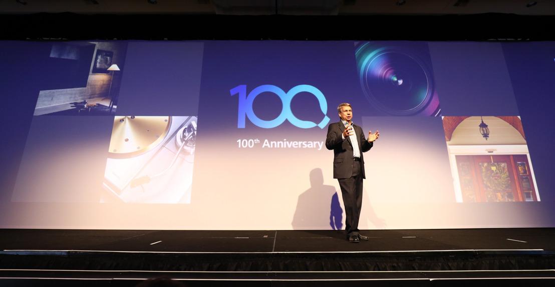 Panasonic en CES 2018: Inicia la celebración de sus 100 años con una muestra de su visión hacia el futuro