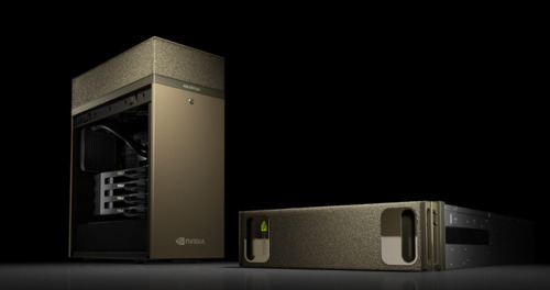 How NVIDIA Built a Supercomputer for the Office