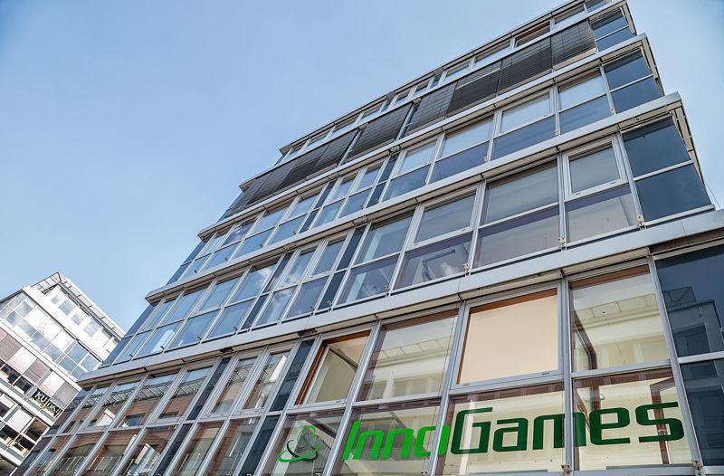 InnoGames Gebäude in Hammerbrook