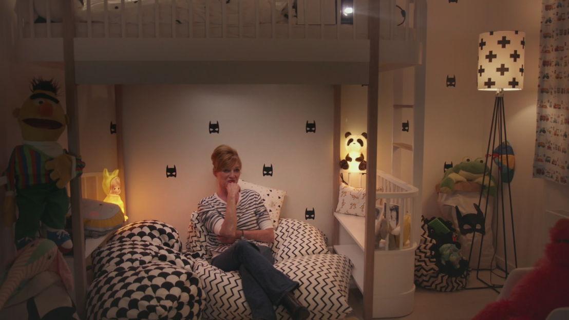 Marleen Merckx in Het huis (c) VRT