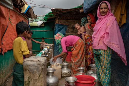 BANGLADESH: Rohingya communities at breaking point