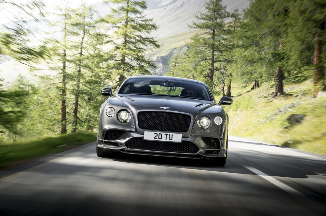 NOUVELLE BENTLEY CONTINENTAL SUPERSPORTS : LA VOITURE QUATRE PLACES LA PLUS RAPIDE DU MONDE