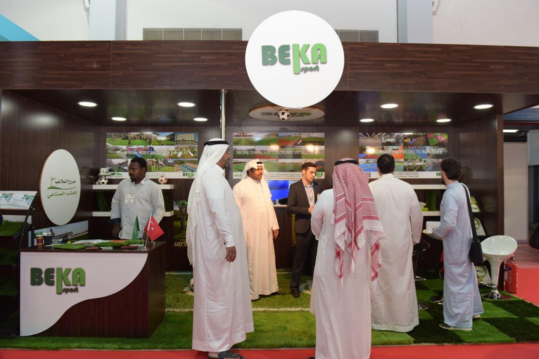Beka at The Big 5 Saudi 2018
