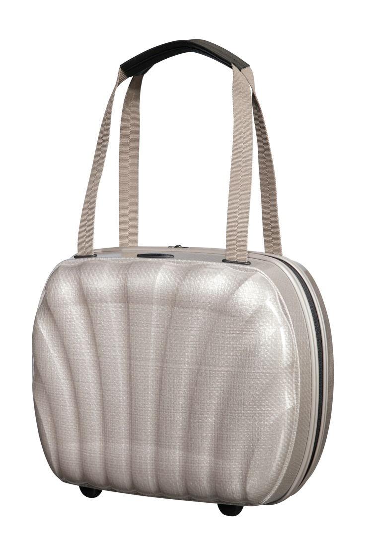 Samsonite - Cosmolite beautycase - Pearl -  €199