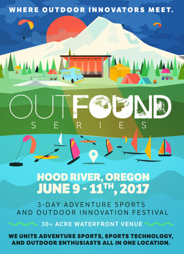 OUTFOUND SERIES EVENT TAKES OUTDOOR FESTIVAL EXPERIENCE TO THE NEXT LEVEL