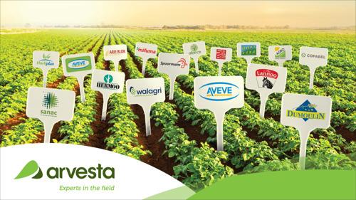 Preview: There et le groupe AVEVE conjuguent leurs forces pour procéder à une nouvelle récolte agricole et horticole belge.