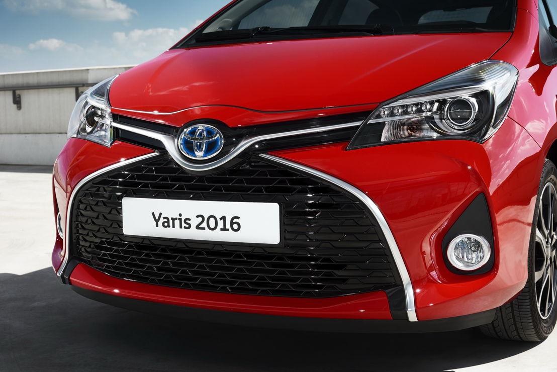 Toyota Yaris Style
