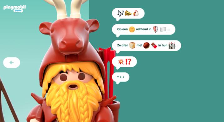 Playmobil Stories