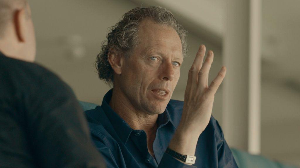 Ben Crabbé en Michel Preud'homme in Karakters - (c) deMENSEN/VRT