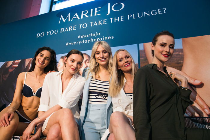 Preview: Marie Jo launches swimwear collection with spectacular event in Amsterdam