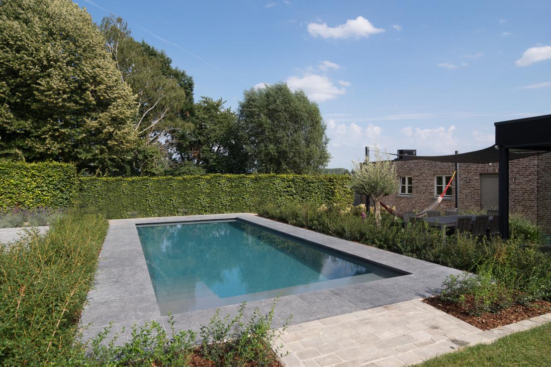 LPW Pools lance un nouveau look « piscine naturelle »