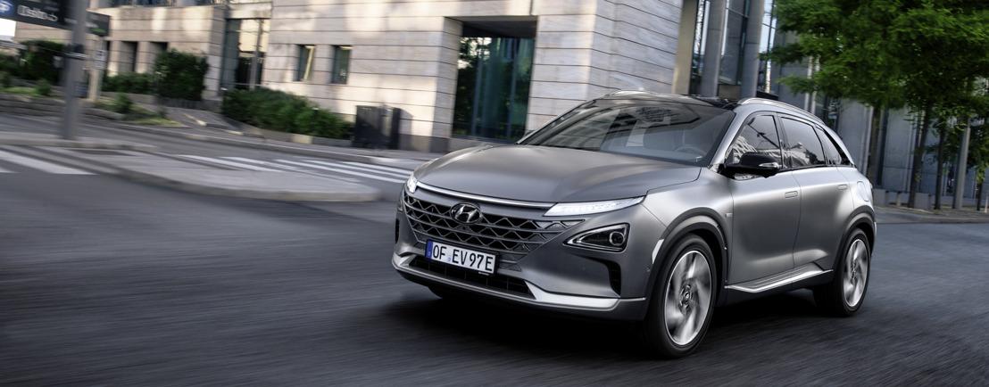 Dossier de presse complet Hyundai Nexo