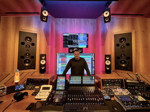 Pinaxa Studio Adopts Amphion to Become the First Dolby ATMOS-Certified Room in Italy