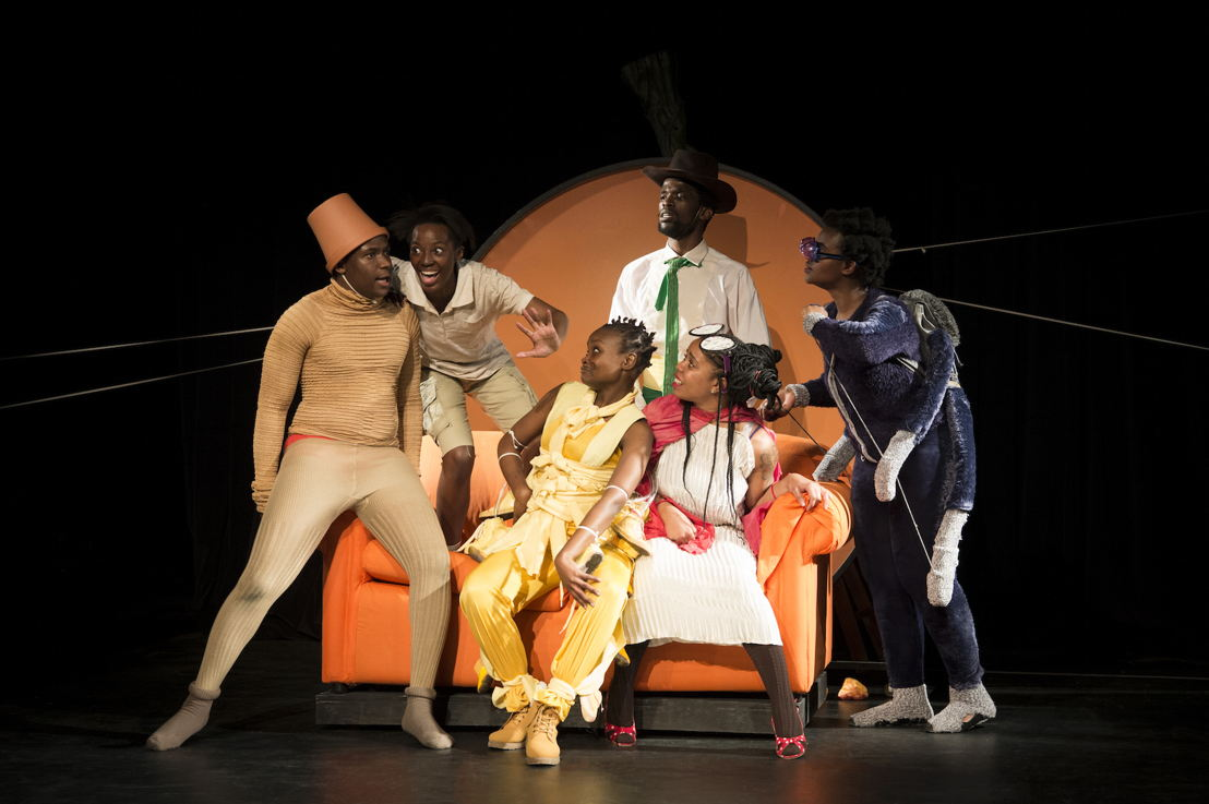 A scene from James and the Giant Peach 9, pic Jan Potgieter