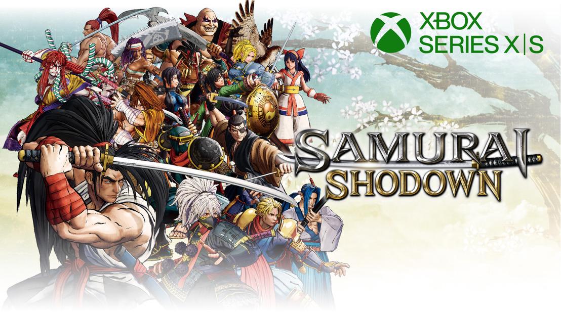 Samurai Shodown : l'Édition Spéciale physique pour Xbox Series X S est disponible dès aujourd'hui