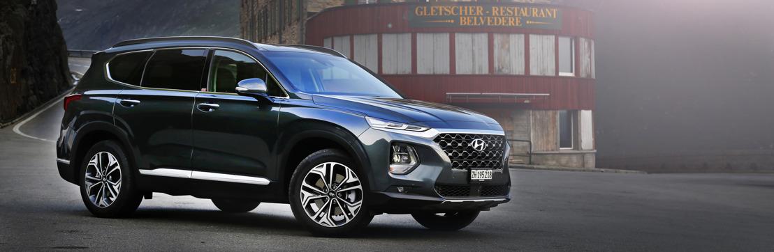 Euro NCAP: punteggio massimo per All-New Hyundai Santa Fe