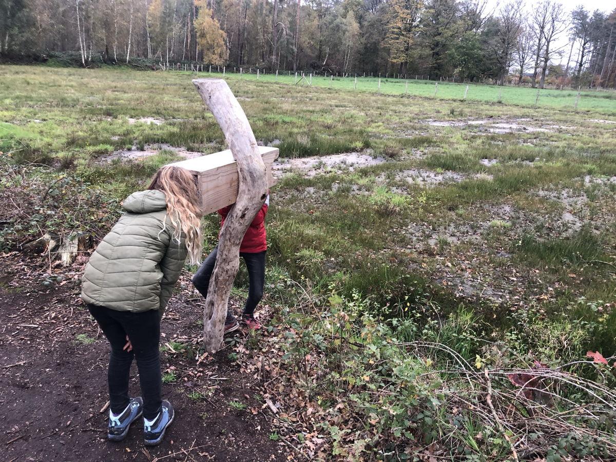 Speelplezier op Expeditie Bulskampveld bij Nieuwenhovebos