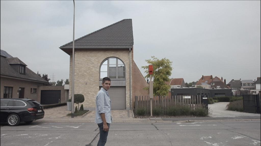 Archibelge, aflevering 2 -  Hannes Coudenys - (c) VRT / Off World