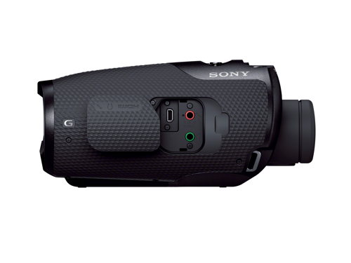 Preview: Les nouvelles jumelles numériques de Sony sont plus compactes, plus légères et résistantes à la pluie et aux poussières